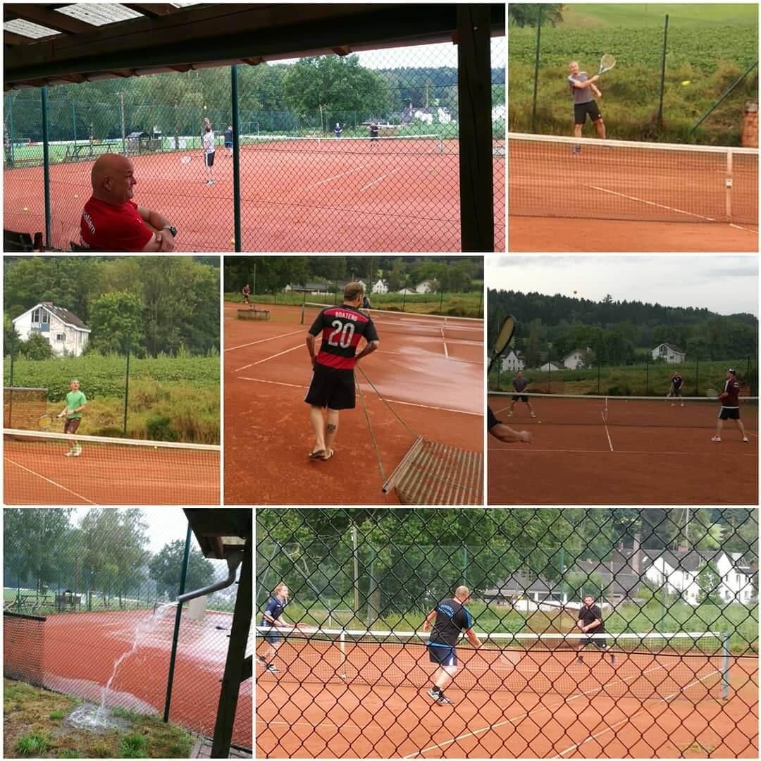 Tennis-Turnier der AH