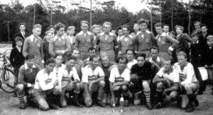 Chronik: Wiedergründung 1946 bis 1954