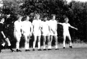 Chronik: Sparte Fußball