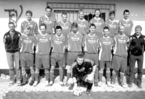 Chronik: Fußball-Nachwuchs